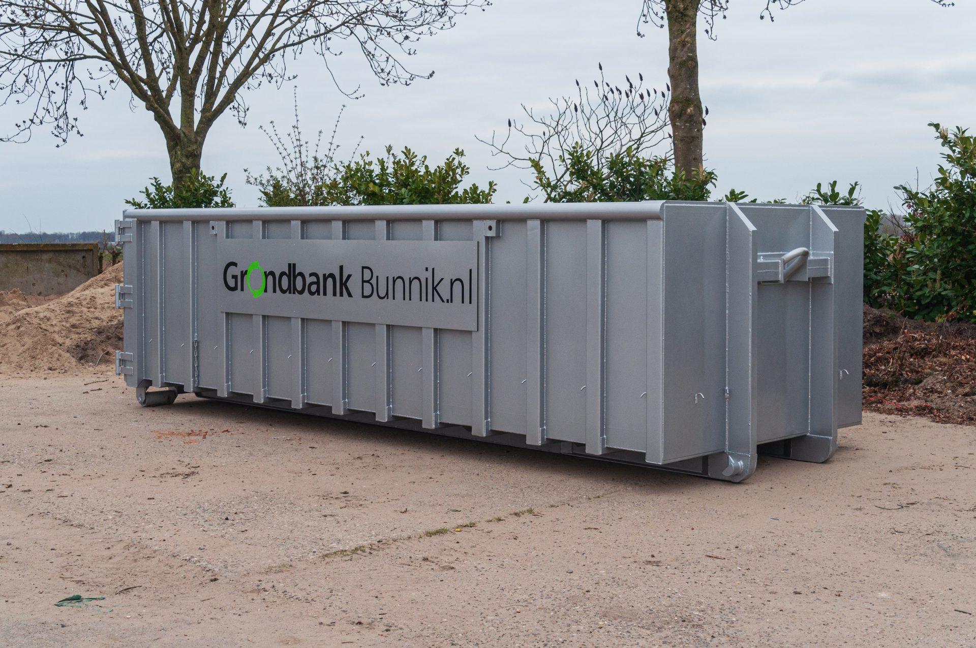 Goedkope container huren regio Utrecht